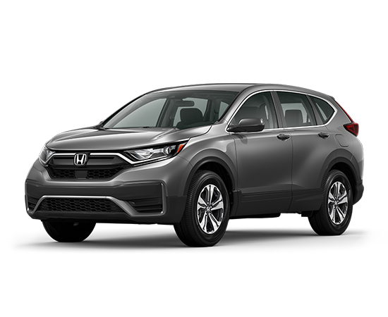 New 2021 Honda CR-V 2WD LX CVT