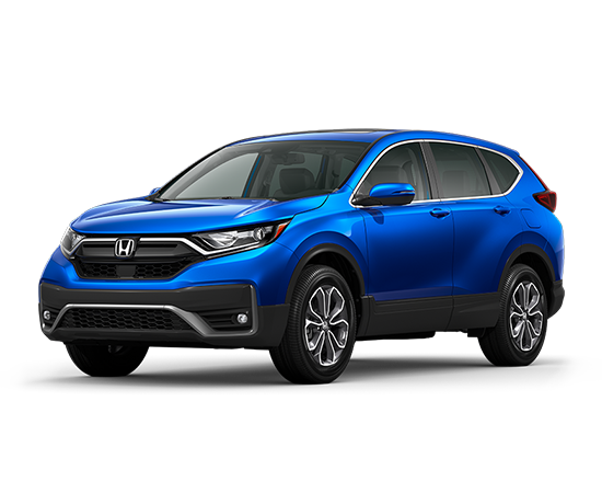 New 2021 Honda CR-V AWD EX-L