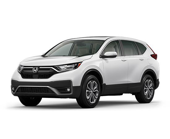 New 2021 Honda CR-V AWD EX-L CVT AWD