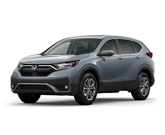 New 2021 Honda CR-V AWD EX CVT AWD
