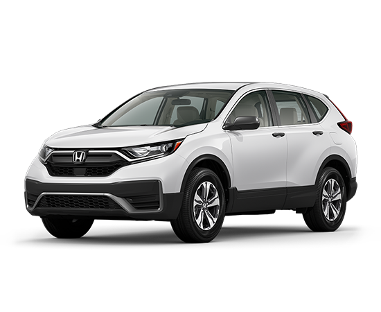 New 2021 Honda CR-V AWD LX CVT AWD