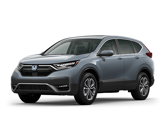 New 2021 Honda CR-V HYBRID EX-L