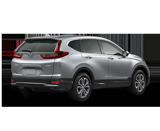 New 2021 Honda CR-V AWD EX-L
