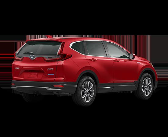 new 2021 honda cr-v hybrid ex-l 4d sport utility in