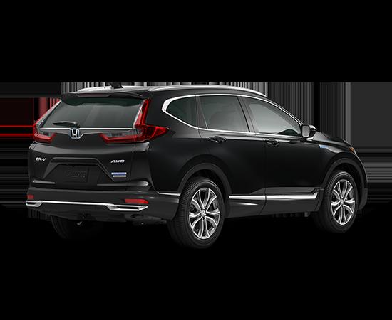 New 2021 Honda CR-V Hybrid Touring