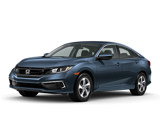 New 2021 Honda Civic LX