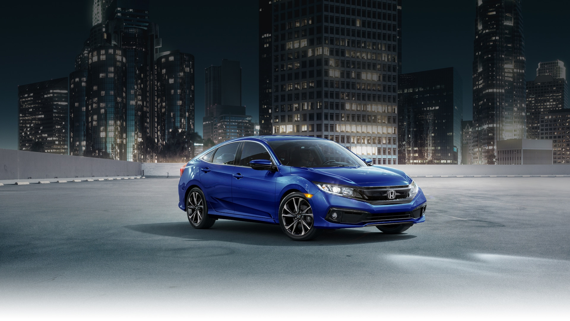 2021 Civic Sedan Sporty Design Honda