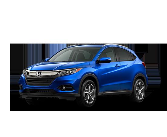 2021 Honda HR-V AWD EX