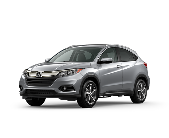 New 2021 Honda HR-V AWD EX CVT AWD
