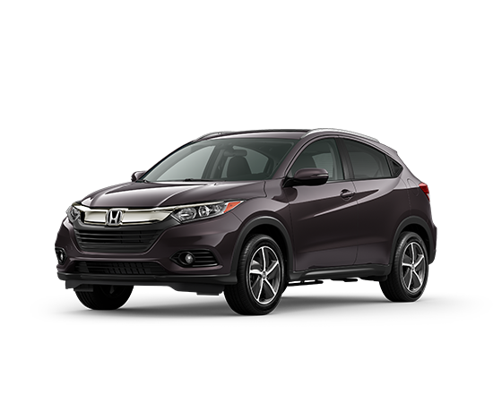 New 2021 Honda HR-V AWD EX