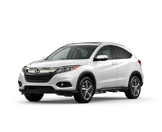 New 2021 Honda HR-V AWD EX