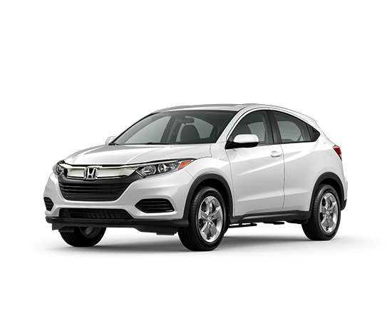 New 2021 Honda HR-V AWD LX