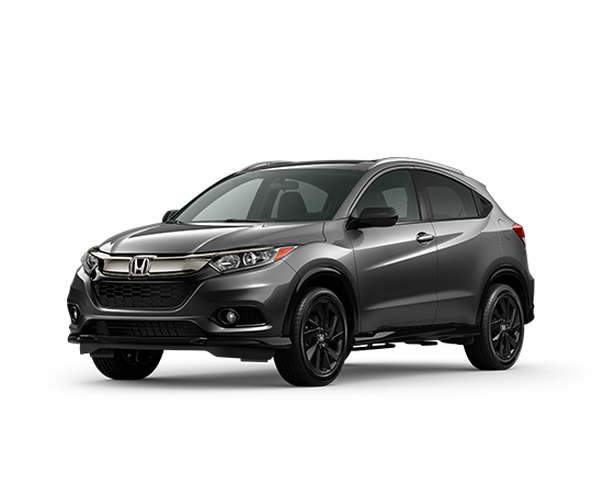 New 2021 Honda HR-V AWD SPORT