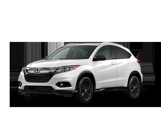 2021 Honda HR-V AWD SPORT