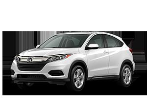New 2021 Honda HR-V 2WD LX