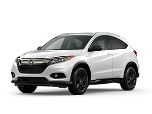 New 2021 Honda HR-V 2WD SPORT
