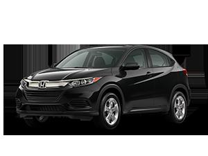 New 2021 Honda HR-V AWD LX