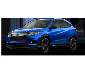 New 2021 Honda HR-V AWD SPORT
