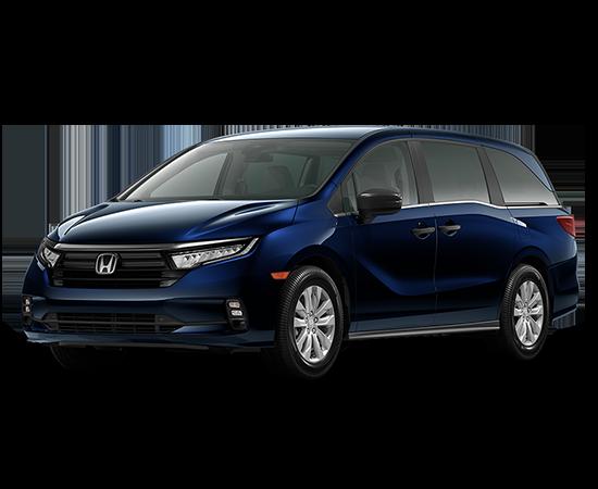 2021 Honda Odyssey LX Minivan/Van