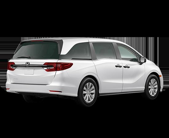 New 2021 Honda Odyssey LX
