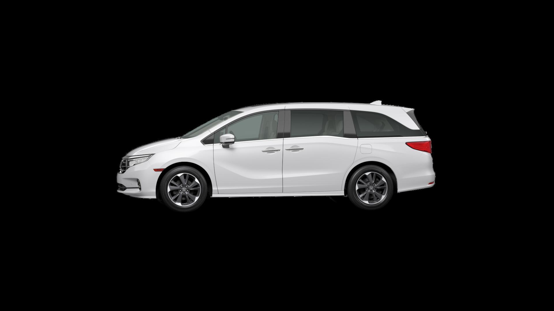 2022 Honda Odyssey The Fun Family Minivan Honda