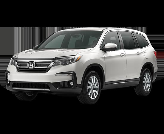 2021 Honda Pilot 2WD EX-L