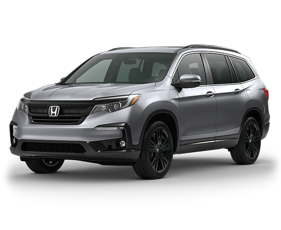 New 2021 Honda Pilot Special Edition 8P 9AT FWD