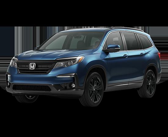 2021 Honda Pilot 2WD SE