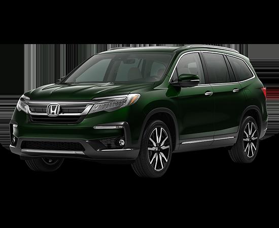 2021 Honda Pilot 2WD Touring Sport Utility