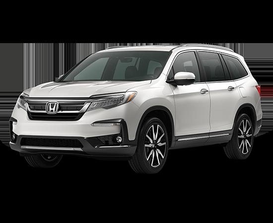 2021 Honda Pilot 2WD Touring