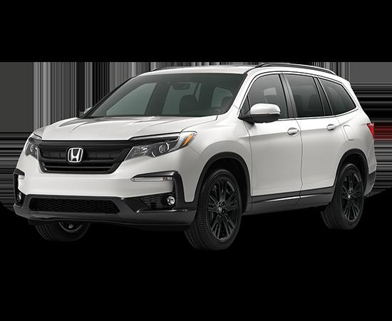 2021 Honda Pilot AWD SE