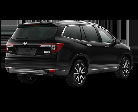 New 2021 Honda Pilot AWD Touring