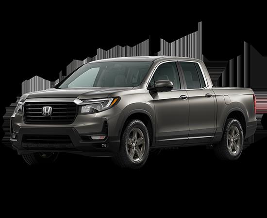 2021 Honda Ridgeline AWD RTL-E Truck