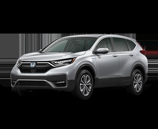 New 2022 Honda CR-V EX