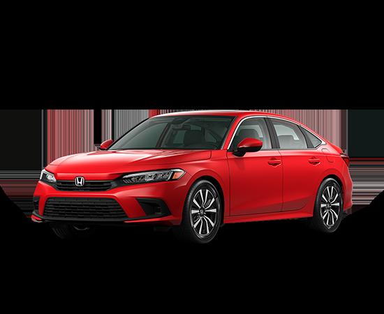 2022 Honda Civic Sedan LX 4dr Car