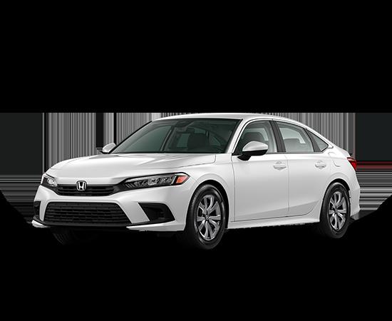2022 Honda Civic Sedan LX