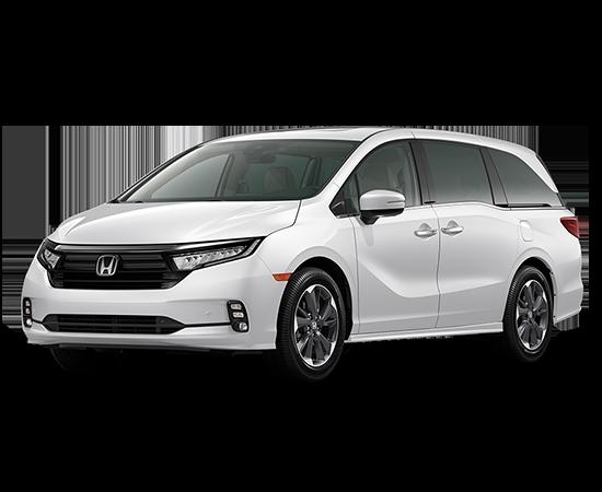 New 2022 Honda Odyssey ELITE