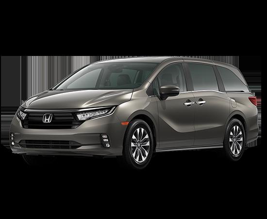 New 2022 Honda Odyssey EX-L