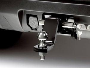 Trailer hitch accessory