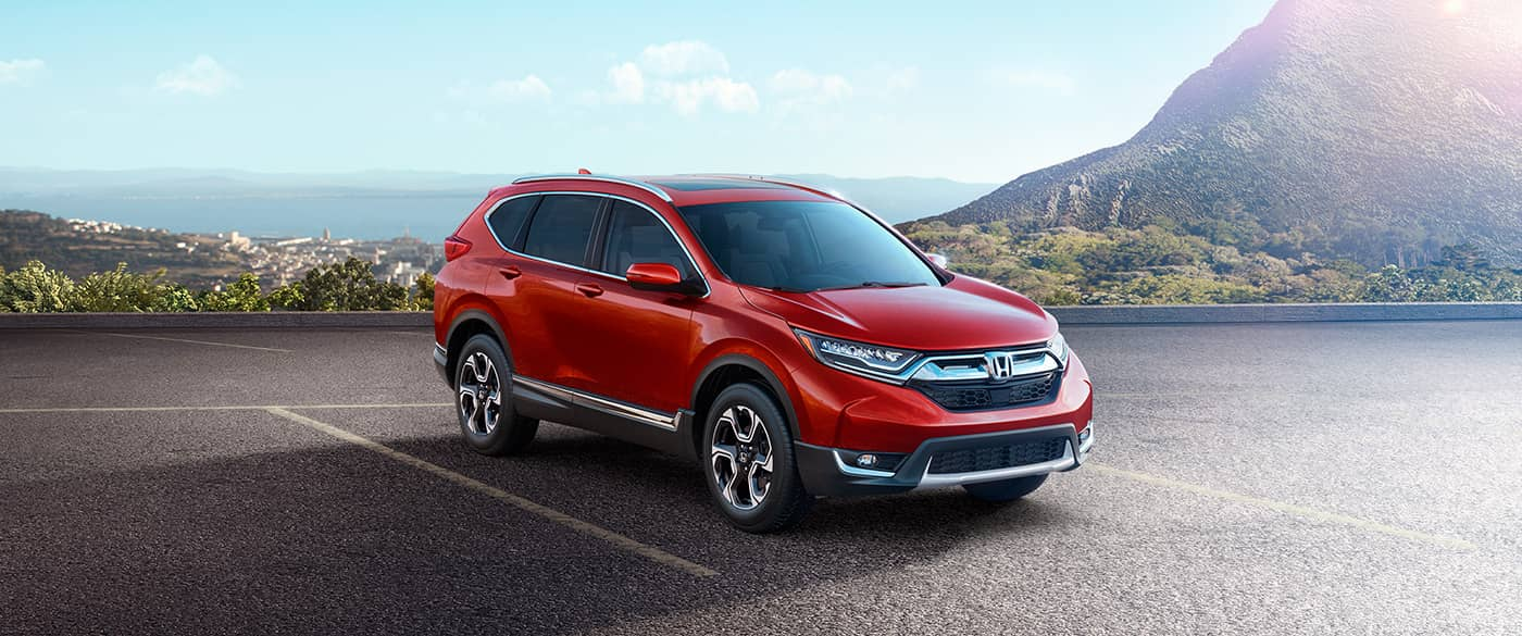 2019 Jeep Grand Cherokee vs 2019 Honda CR-V comparison