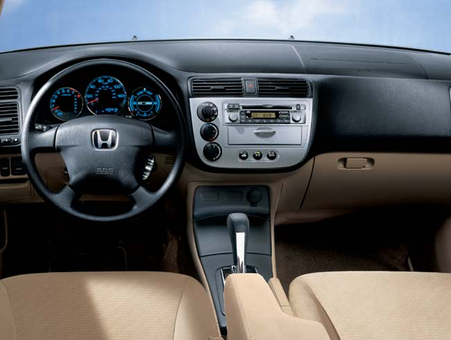 Direct Automobiles Honda Images 2004 Civic Hybrid Interior Gallery