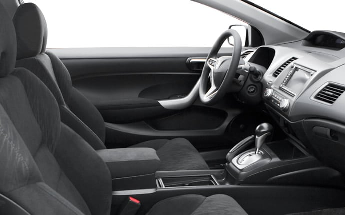 Direct Automobiles Honda Images 2007 Civic Coupe Interior Gallery