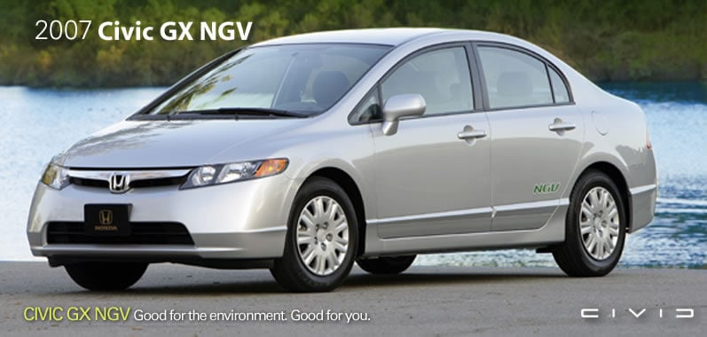 Natural gas cars who 39 s in forums for Certified used honda civic