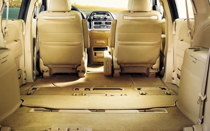 Interior Photo of 2008 Honda Odyssey