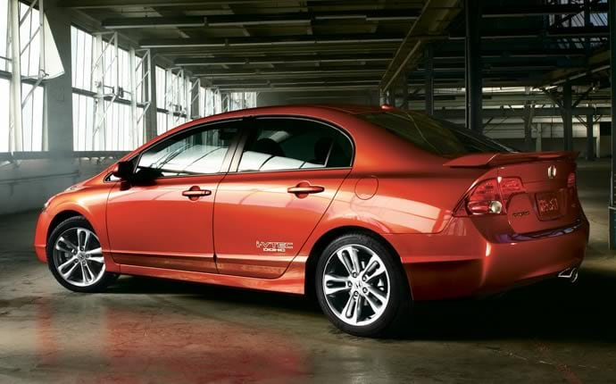 09 Civic Si. About the 09 SI, is it just me