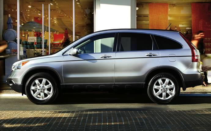 Exterior Photo of 2008 Honda CR-V