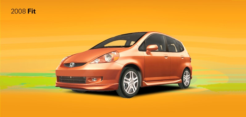2008 Honda Fit - Honda Certified Used Cars
