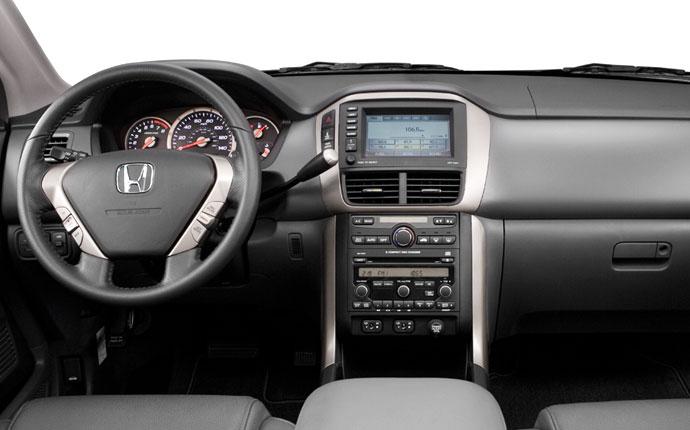 2008 Honda Pilot Interior