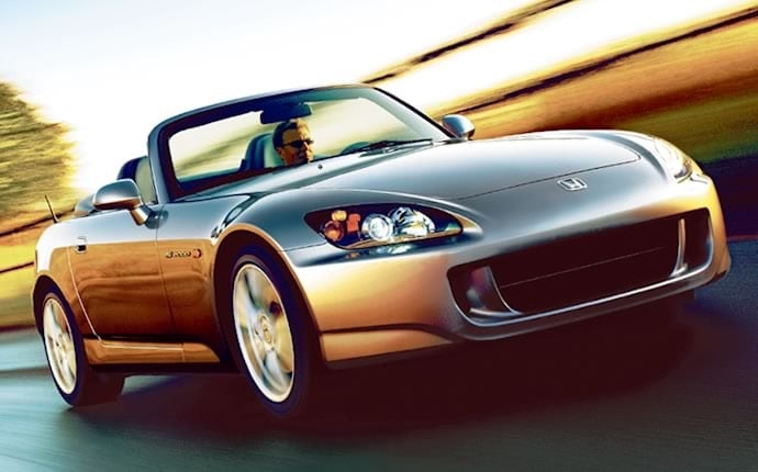 Exterior Photo of 2008 Honda S2000