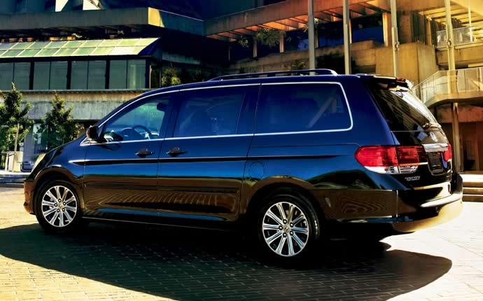 2009 Honda Odyssey Specs